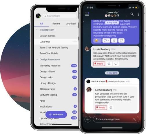 TeamChat Mobile