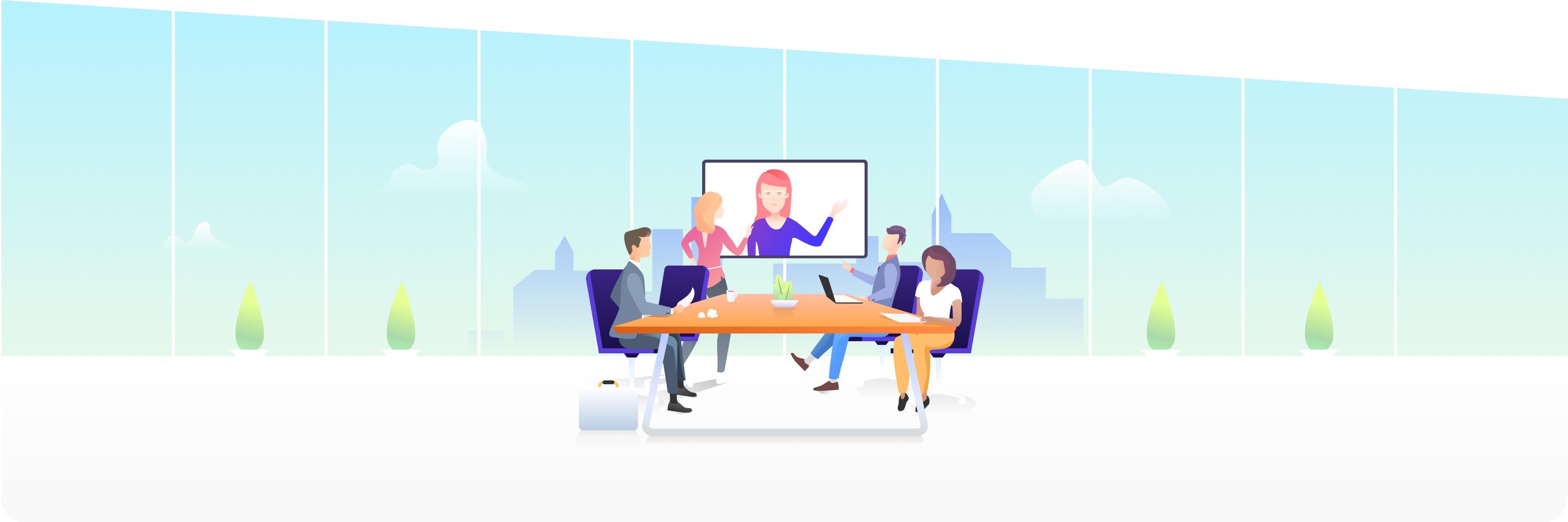become partner illustration