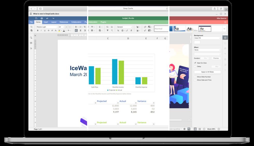 IceWarp Product Illustration